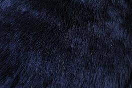 Stof - Marineblauw