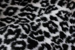 Stof - Luipaardprint