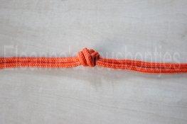 Touwhalster- Oranje